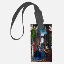 Mabuse: Adoration of the Kings Luggage Tag