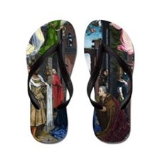Mabuse: Adoration of the Kings Flip Flops