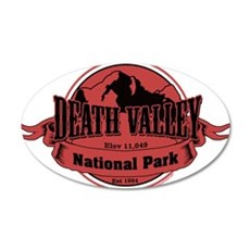 death valley 3 Wall Decal