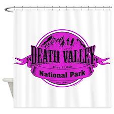 death valley 2 Shower Curtain