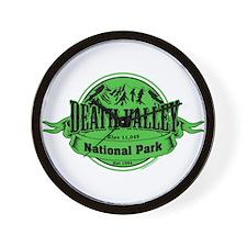 death valley 1 Wall Clock