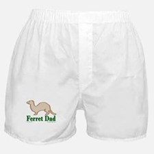 Ferret Dad Boxer Shorts