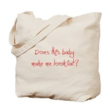 does-this-baby-jell-red Tote Bag