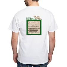 Ferret Dad Shirt