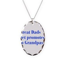great-dads-bodoni-blue Necklace