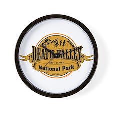 death valley 2 Wall Clock