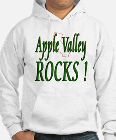 Apple Valley Rocks ! Hoodie