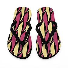 Geometric Design #11 Flip Flops
