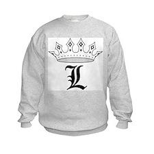 Crown L Sweatshirt