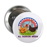 All American Breeds Button