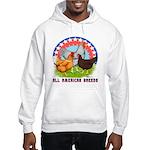 All American Breeds Hooded Sweatshirt
