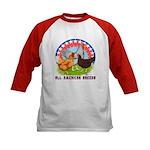 All American Breeds Kids Baseball Jersey
