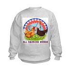 All American Breeds Kids Sweatshirt