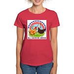 All American Breeds Women's Dark T-Shirt