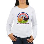 All American Breeds Women's Long Sleeve T-Shirt