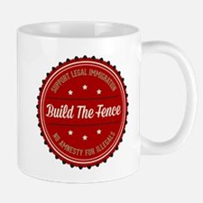 Build The Fence Mug
