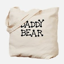 DADDY BEAR Tote Bag