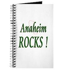 Anaheim Rocks ! Journal