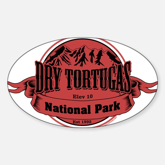 Dry Tortugas, Florida Decal