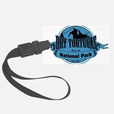 dry tortugas 3 Luggage Tag