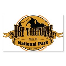 dry tortugas 3 Decal