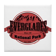 everglades 2 Tile Coaster
