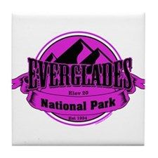 everglades 5 Tile Coaster