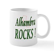Alhambra Rocks ! Mug