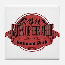 gates of the artic 1 Tile Coaster
