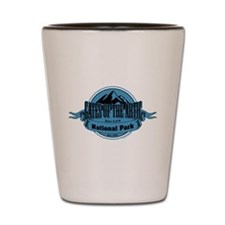 gates of the artic 4 Shot Glass