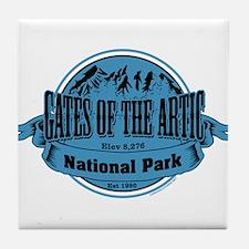 gates of the artic 2 Tile Coaster
