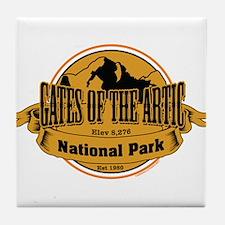 gates of the artic 3 Tile Coaster