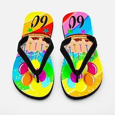 WILD 60TH Flip Flops