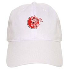 World Lionfish Hunters Association Logo Baseball C