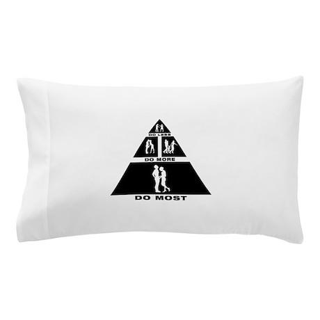 Manhood Check Pillow Case