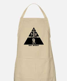 Manhood Check Apron