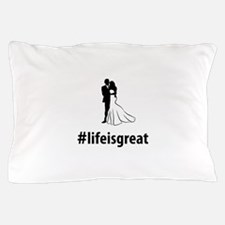 Married Pillow Case