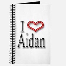 I Heart Aidan Journal