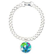 retired religious 6 floral Bracelet