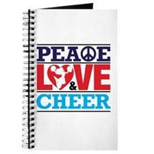 Peace Love and Cheer Journal