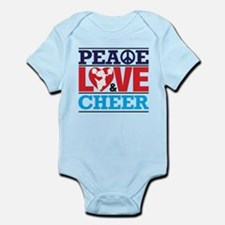 Peace Love and Cheer Body Suit
