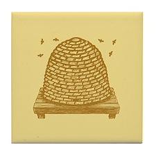 Bee Hive Tile Coaster