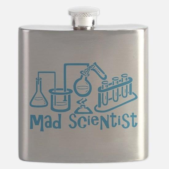 Mad Scientist Flask