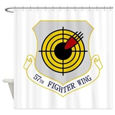 57th FW Shower Curtain
