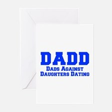 DADD-fresh-blue Greeting Cards (Pk of 10)