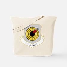 57th W Tote Bag