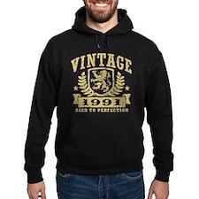 Vintage 1991 Hoodie