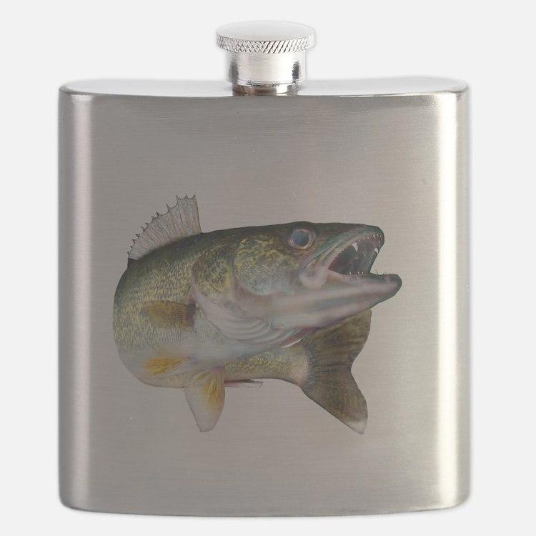 walleye turn Flask