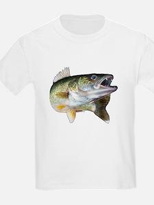 walleye turn T-Shirt
