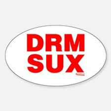 DRM Sux Decal